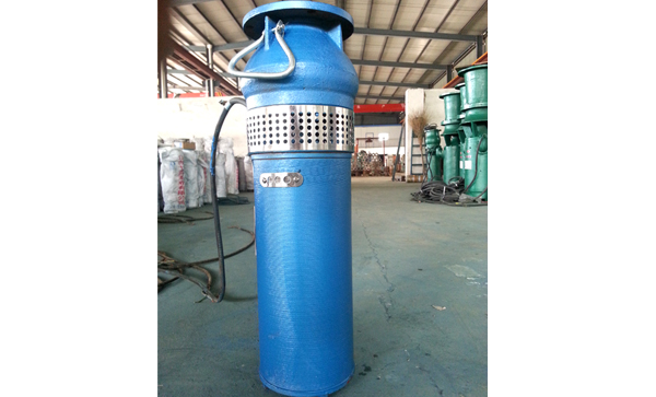 QSP series water filled submerable pumps