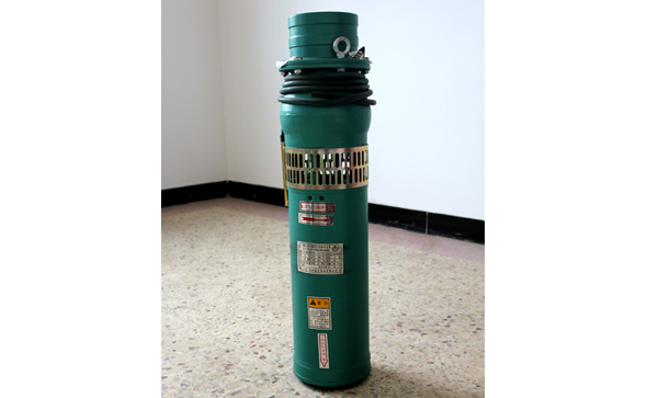 QS series water filled submersible pumps